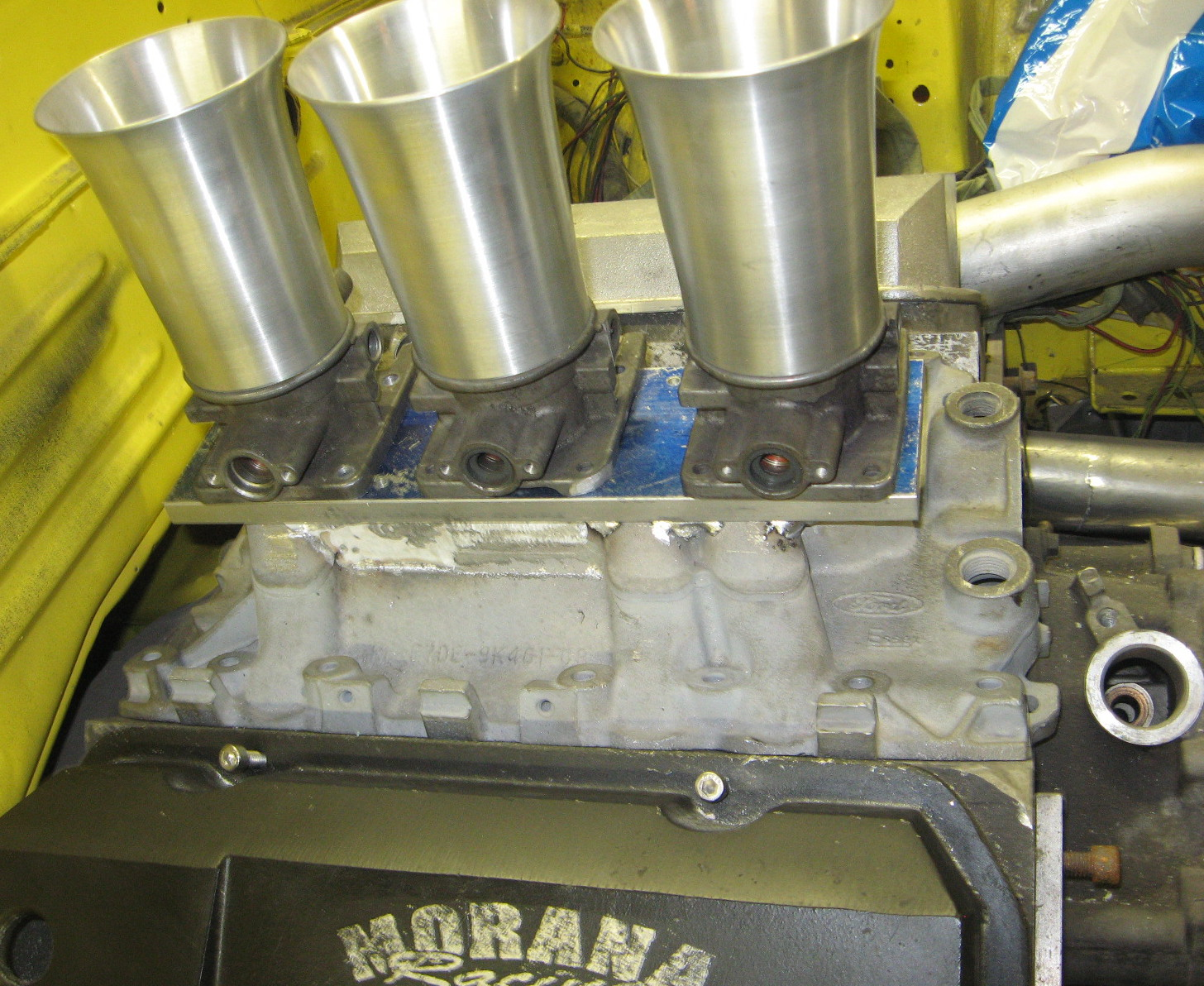 Tom Morana Racing Engines